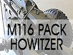 M116 Pack Howitzer
